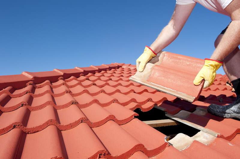 Replacement Roofing Tiles Somerset United Kingdom