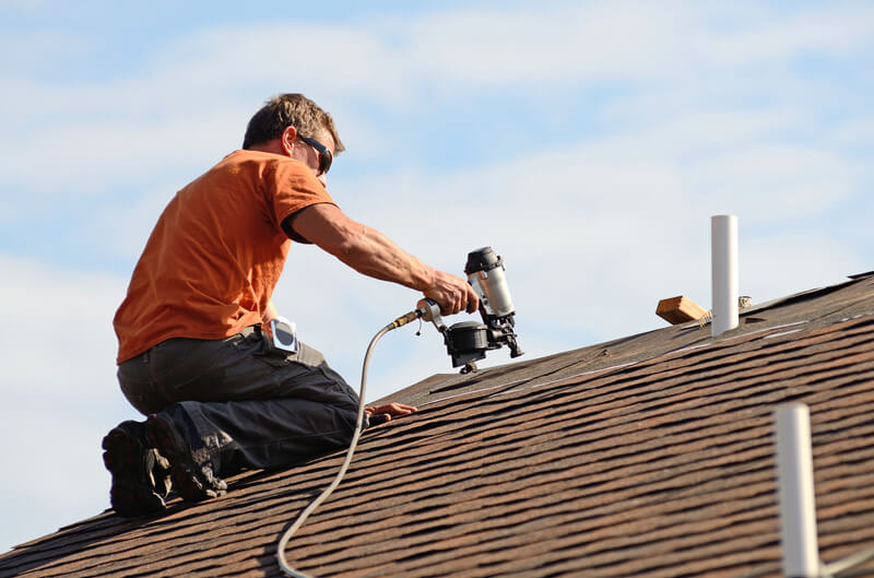 Shingle Roofing Somerset United Kingdom